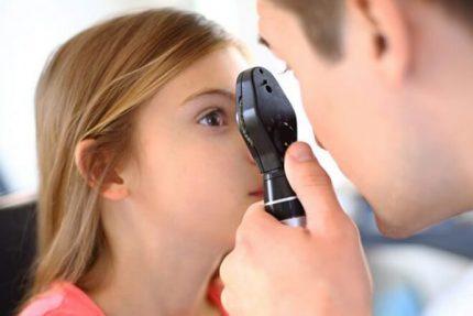 Đục thủy tinh thể trẻ em cần được khám và phát hiện kịp thời