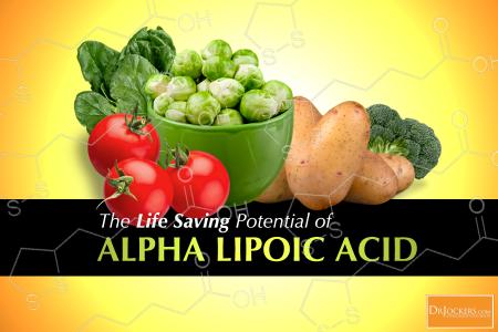 Alpha lipoic acid có nguồn gốc từ rau củ tự nhiên