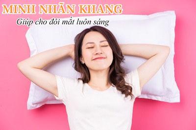 Ngủ đủ giấc giúp bảo vệ đôi mắt, giảm nguy cơ khô mắt